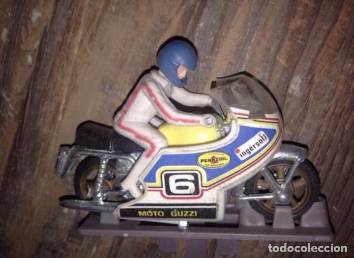 Motos a escala: Moto guisval 1980 original - Foto 2 - 57052653