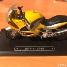 Motos a escala: MOTO BMW K 1200 RS MAJORETTE. Lote 121080647