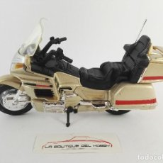 Motos a escala: HONDA GOLDWING SE MAISTO ESCALA 1:18. Lote 123305496