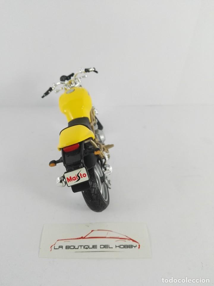 Motos a escala: DUCATI MONSTER 900 MAISTO ESCALA 1:18 - Foto 4 - 121145871