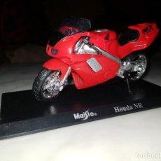 Motos a escala: MOTO ESCALA 1:18 HONDA NR. Lote 121678775