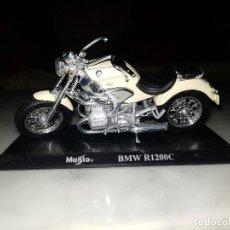 Motos a escala: MOTO ESCALA 1:18 BMW R1200C. Lote 121678971