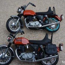Motos a escala: MOTOS NORTON. Lote 122713827