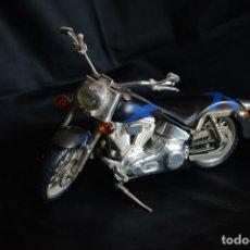 Motos a escala: MOTO A ESCALA DE MARVEL DE LOBEZNO. Lote 124462571