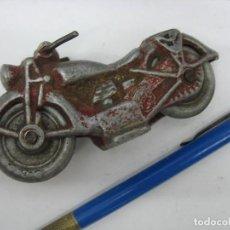 Motos a escala: MOTO METAL FUNDIDO FRANCIA CIG. Lote 127736995