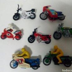 Motos a escala: LOTE MOTOS GUISVAL GUILOY MIRA. Lote 132735939
