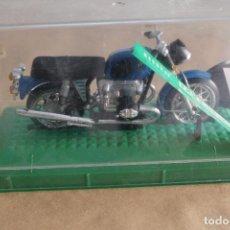 Motos a escala: MOTO BMW R.75/5 750 C.C, NACORAL, EN SU CAJA. Lote 134916918