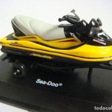Motos in scale: MOTO ACUATICA SEA-DOO ESCALA 1'48 (#). Lote 213931048
