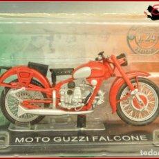 Motos a escala: FRA 6 - MOTOS A ESCALA 1:24 - MOTO GUZZI FALCONE. Lote 137624974