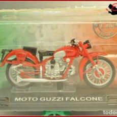 Motos a escala: FRA 48 - MOTOS A ESCALA 1:24 - MOTO GUZZI FALCONE. Lote 137639258
