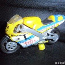 Motos a escala: MOTO HONDA CBR NASTRO AZZURRO - PLASTICO- VER FOTOS... Lote 139257138
