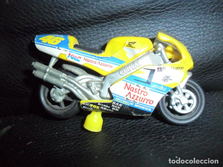 Motos a escala: MOTO HONDA CBR NASTRO AZZURRO - PLASTICO- VER FOTOS.. - Foto 2 - 139257138