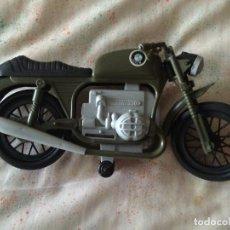 Motos a escala: MOTO BMW DE PLÁSTICO - AÑOS 70. Lote 139428342