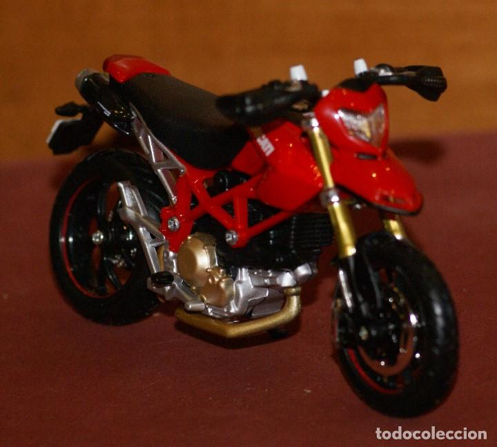 Motos a escala: MOTO DUCATI ESCALA 1:18 DE MAISTO EN SU BLISTER - Foto 5 - 139523590
