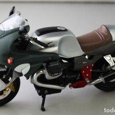 Motos a escala: MOTO GUZZI V12 LE MANS - ESCALA 1:12. Lote 140094142