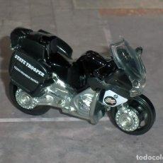 Motos in scale: MOTO DE POLICÍA BMW (TEXAS HIGHWAY PATROL) - MATCHBOX. Lote 142013298