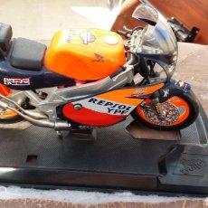 Motos a escala: MOTO GUILOY HONDA ALEX CRIVILLE. Lote 143008140