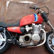 Motos a escala: MOTO YAMAHA GUILOY. Lote 143008228
