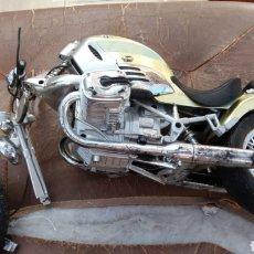 Motos a escala: MOTO BMW GUILOY. Lote 143008370