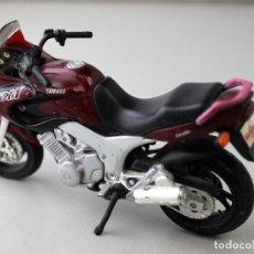 Motos a escala: YAMAHA TDM, MOTO A ESCALA 1.18 DE MAISTO. Lote 143244334