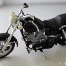 Motos a escala: MOTO HARLEY DAVIDSON ESCALA 1.18. Lote 143662890