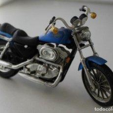 Motos a escala: MOTO HARLEY DAVIDSON ESCALA 1.18. Lote 143662934