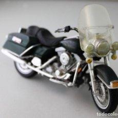 Motos a escala: MOTO HARLEY DAVIDSON ESCALA 1.18. Lote 143663014