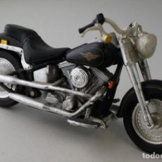 Motos a escala: MOTO HARLEY DAVIDSON ESCALA 1.18. Lote 143663134