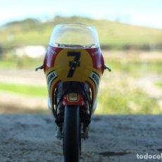 Motos a escala: BARRY SHEENE 1977 WORLD CHAMPION 1/12. Lote 144063166