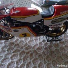Motos a escala: BARRY SHEENE 1977 1/12 MARLBORO. Lote 144063178