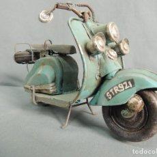 Motos a escala: MOTO VESPA. Lote 144168546