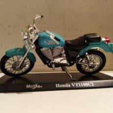 Motos a escala: MOTO A ESCALA MAISTO CON PEANA HONDA CT 1100 C2 R. Lote 142649610