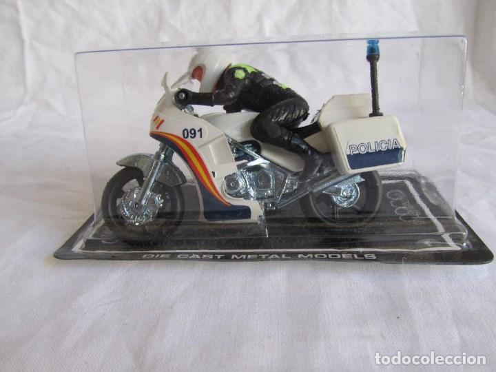 Motos a escala: Moto Guisval Motorista policia - Foto 4 - 145601146