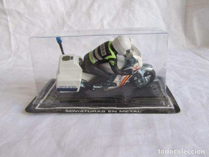 Motos a escala: Moto Guisval Motorista policia - Foto 6 - 145601146