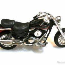 Motos a escala: MOTOCICLETA KAWASAKI 1500 , EDICIÓN MAJORETE , ESCALA 1:18 , 1/18 , NO A SIDO RODADA *. Lote 145785786
