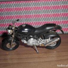 Motos a escala: MOTO A ESCALA DUCATI MAISTO. Lote 145972438