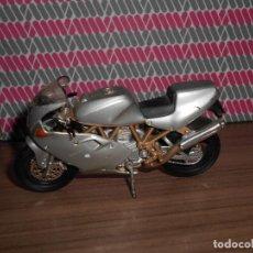 Motos a escala: MOTO A ESCALA DUCATI MAISTO. Lote 145973206