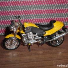 Motos a escala: MOTO A ESCALA V10 CENTAURO MAISTO. Lote 145975274