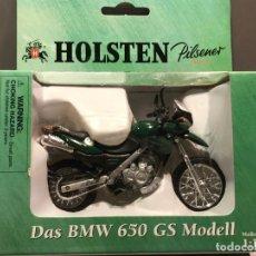 Motos a escala: MOTO BMW 650 GS - MOTORRAD MODEL - ESCALA 1:18 - EN BLISTER - 8 FOTOS. Lote 146149686