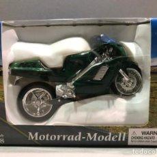 Motos a escala: MOTO HONDA NR - MOTORRAD MODEL - ESCALA 1:18 - EN BLISTER - 9 FOTOS. Lote 146149830