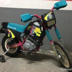 Motos a escala: MOTO INJUSA KAWASAKI. Lote 147146664