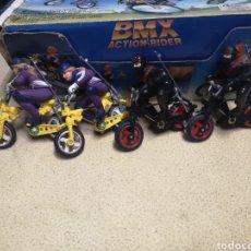 Motos a escala: BMX ACTION RIDER NEW RAY. Lote 148241972