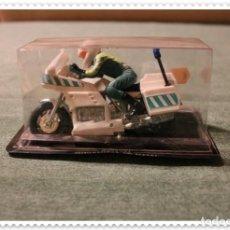 Motos a escala: GUISVAL MOTO GUARDIA CIVIL (EN EMBALAJE ORIGINAL SIN ABRIR) VER FOTOS PARA ESTADO. Lote 148584298