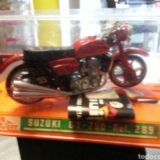 Motos a escala - Moto suzuki GT - 750 ref. 289 - 148778464