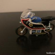 Motos a escala: MOTO BULTACO GUISVAL. Lote 150171265