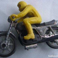 Motos a escala: MOTO ANTIGUA METAL . Lote 151034082