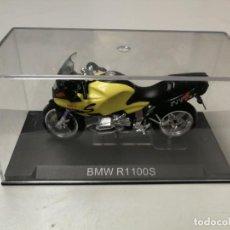 Motos a escala: MOTO BMW R1100S RÉPLICA MINIATURA MOTO ALTAYA IXO. Lote 151870670
