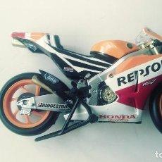 Motos a escala: MOTO REPSOL HONDA. Lote 151952670
