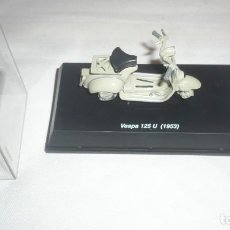 Motos a escala: VESPA 125 U (1953). Lote 152038654