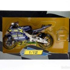 Motos in scale: MOTO HONDA RC211V SETE GIBERNAU 2004 - ESCALA 1/12 COLECCIÓN ALTAYA. Lote 152793362
